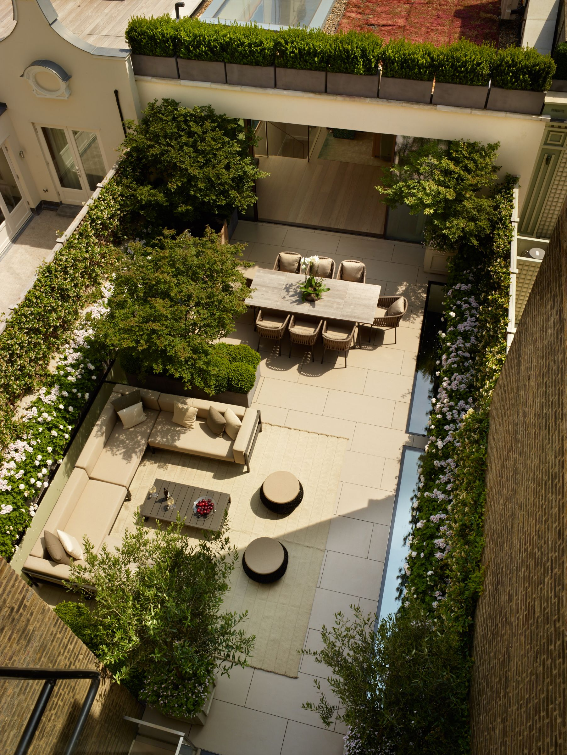 We love our design for this one! A garden perfect for ...