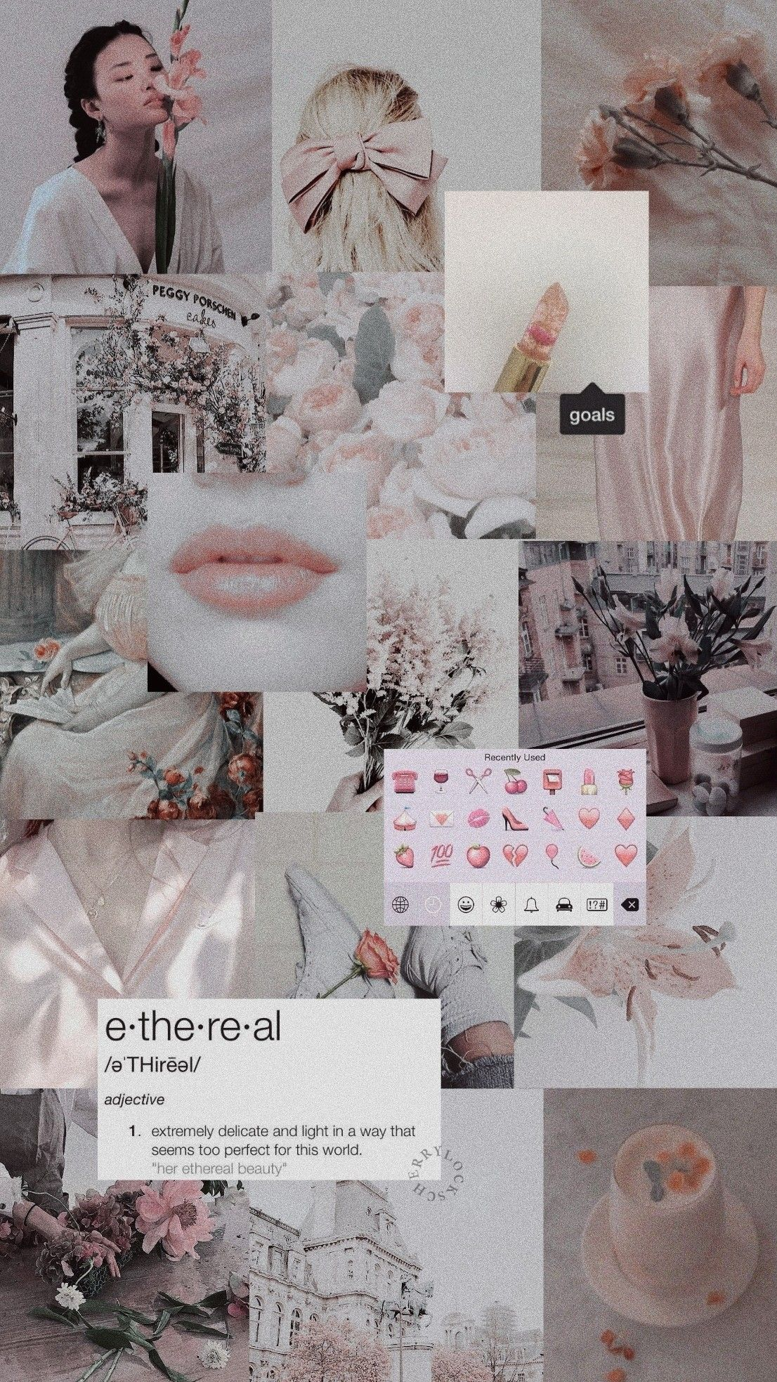 Lockscreen Pink Aesthetic Pink White Pink Aesthetic Baby