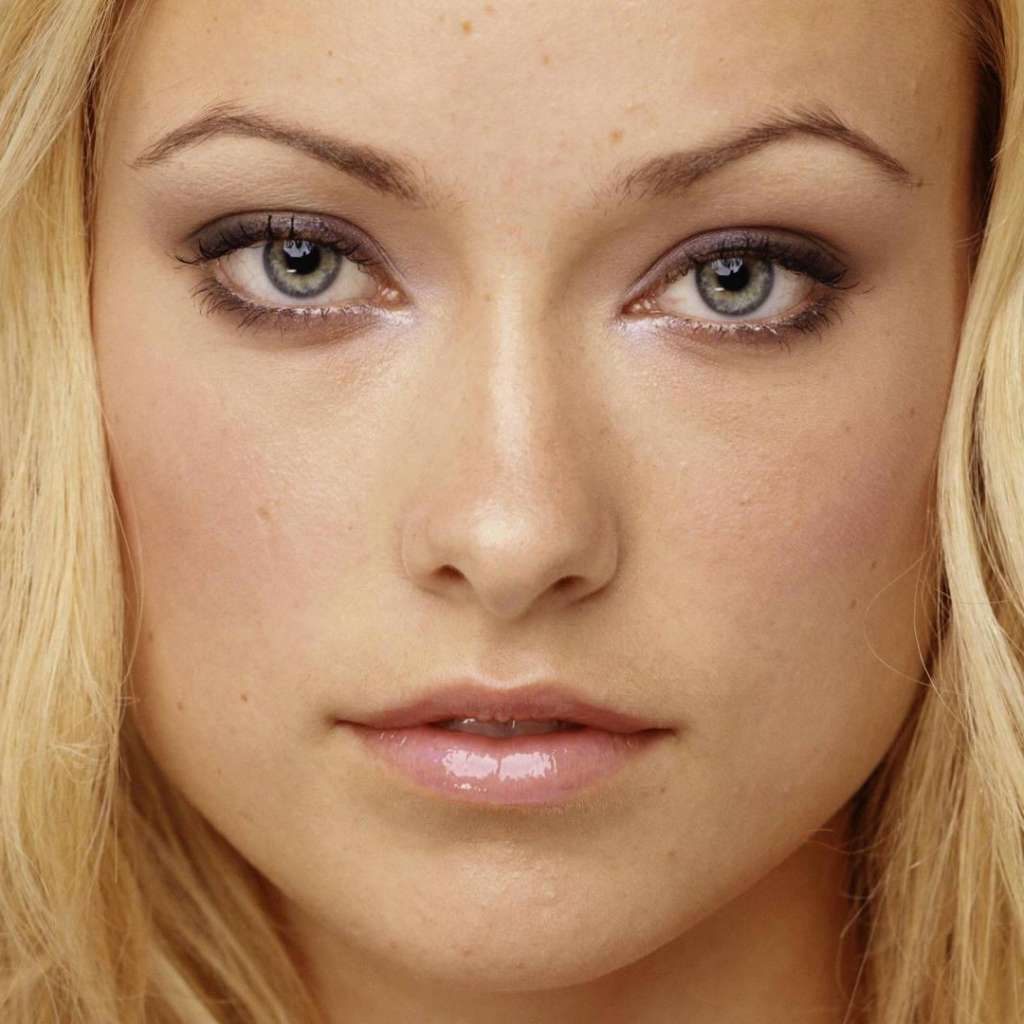 Hottest Irish Models Olivia Wilde Celebrity Makeup Face
