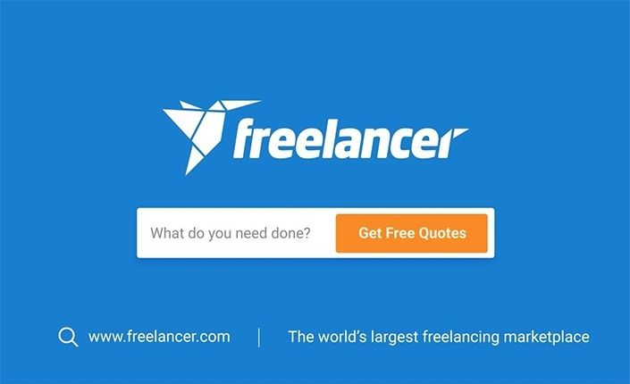 Get €15 EUR off when you sign up at Freelancer the worlds largest freelancing and crowdsourcing marketplace.