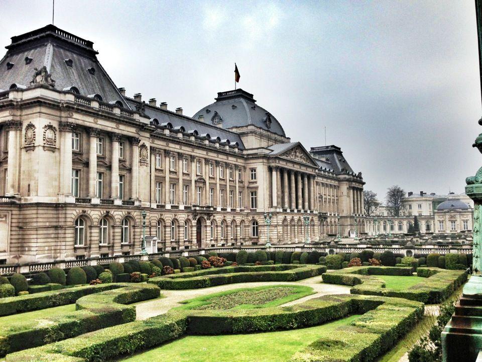 Palais Royal / Koninklijk Paleis