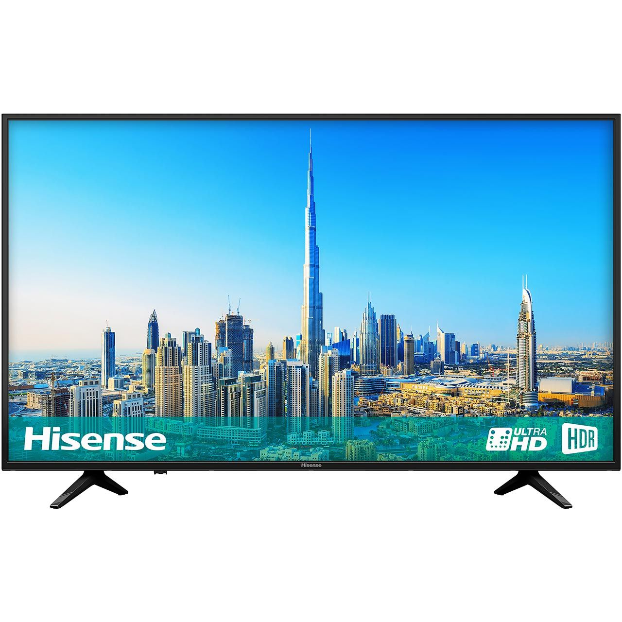 Hisense H43a6200uk 43 Smart 4k Ultra Hd Tv Hdr10 And Freeview