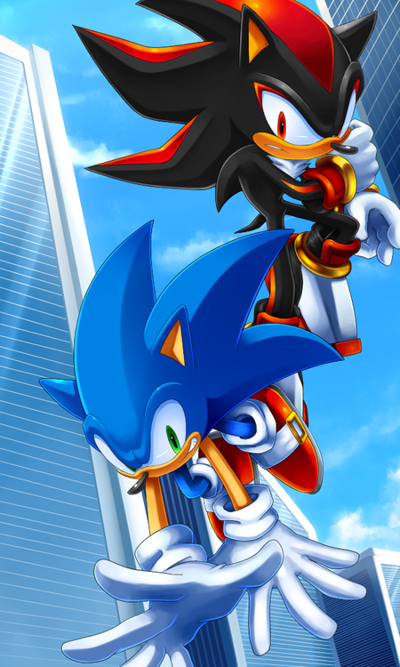Sonic and Shadow!!!!!!!!!!!!!!!!!!!!!!!!!!!!!!!!!!!!!!!!!!!!!!!!!!!!!!!!!!!!!!!!!!!!!!!!!!!!!!!!!!!!!!!!!!!!!!!!!!!! Love these guys Sonic was my brothers Hero played all of their games!