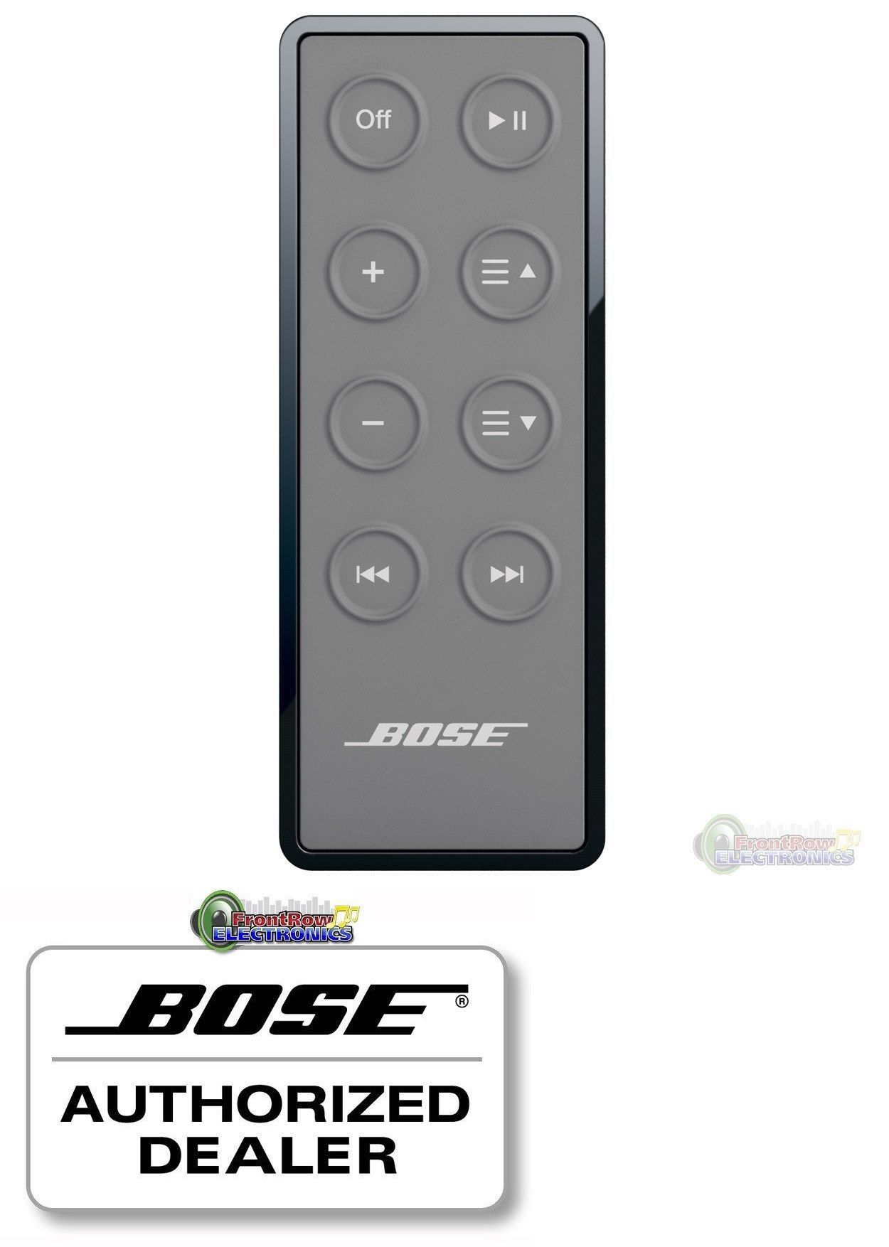 remote controls bose sounddock series ii iii and portable remote