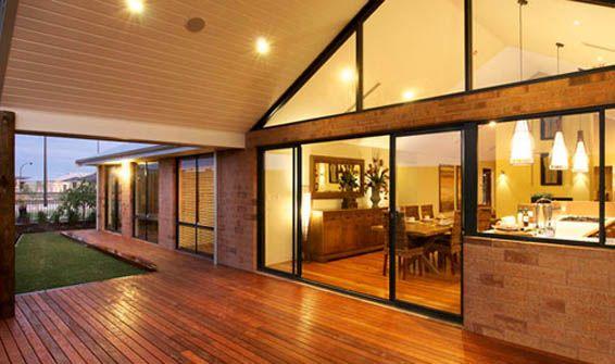 The Country House - Farm House Designer Western Australia - Rural ...