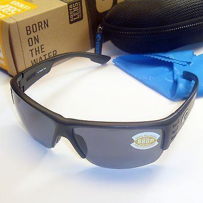 Costa Del Mar Hatch Polarized Sunglasses-Blackout Frame/Gray 580P Lens HT 01 OGP https://t.co/hFUHLQceud https://t.co/yFQmjLS5Z4