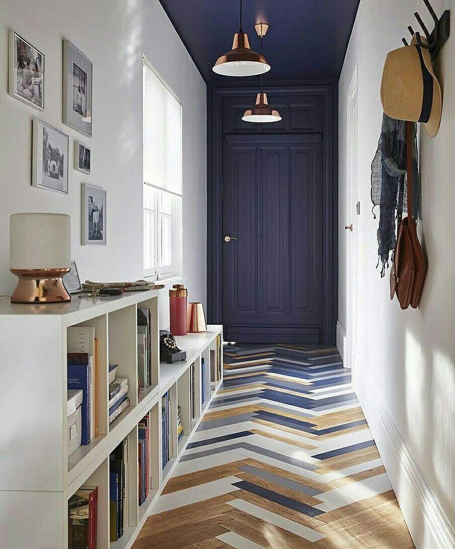 Hallway floor decor  Inspiração  interiores design interiordesign decor decoração
