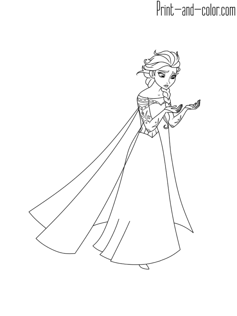 Frozen Coloring Pages Print And Color Com Frozen Coloring Pages Frozen Coloring Coloring Pages