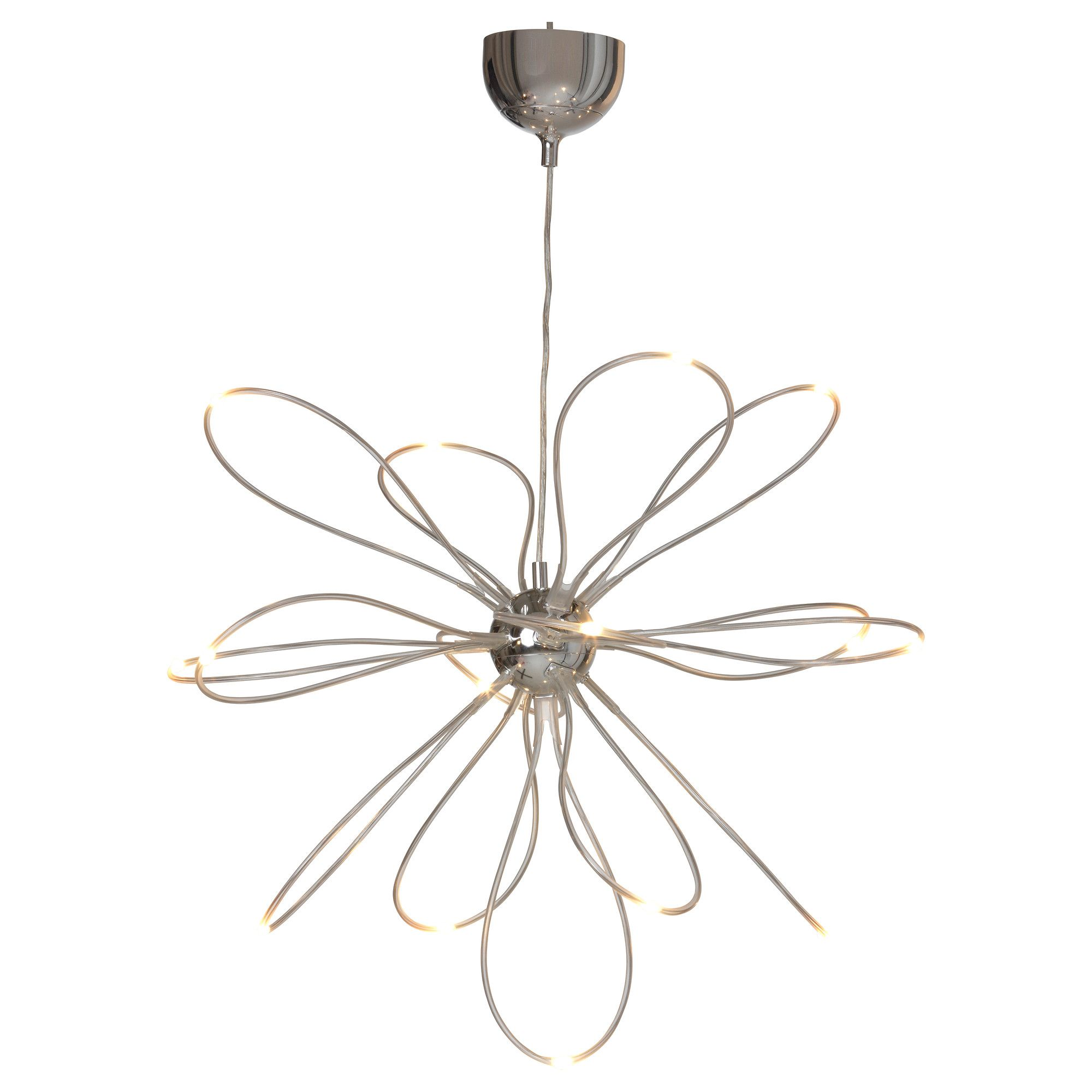 Onsj led chandelier from ikea a sunlight flower twinkling stars onsj led chandelier from ikea a sunlight flower twinkling stars or electrons in an atom a miniature of the universe you can have it all in your home aloadofball Choice Image
