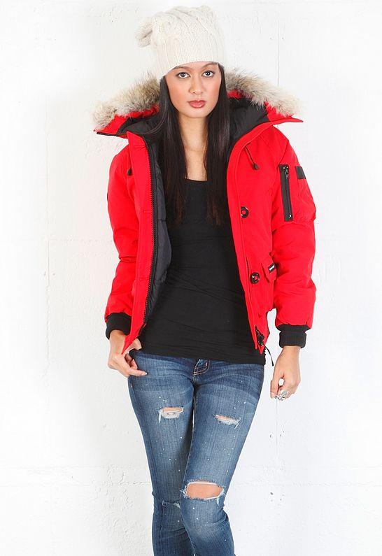 7792e0a78 canadagoose#@$99 on | fashion trends | Canada goose fashion, Canada ...