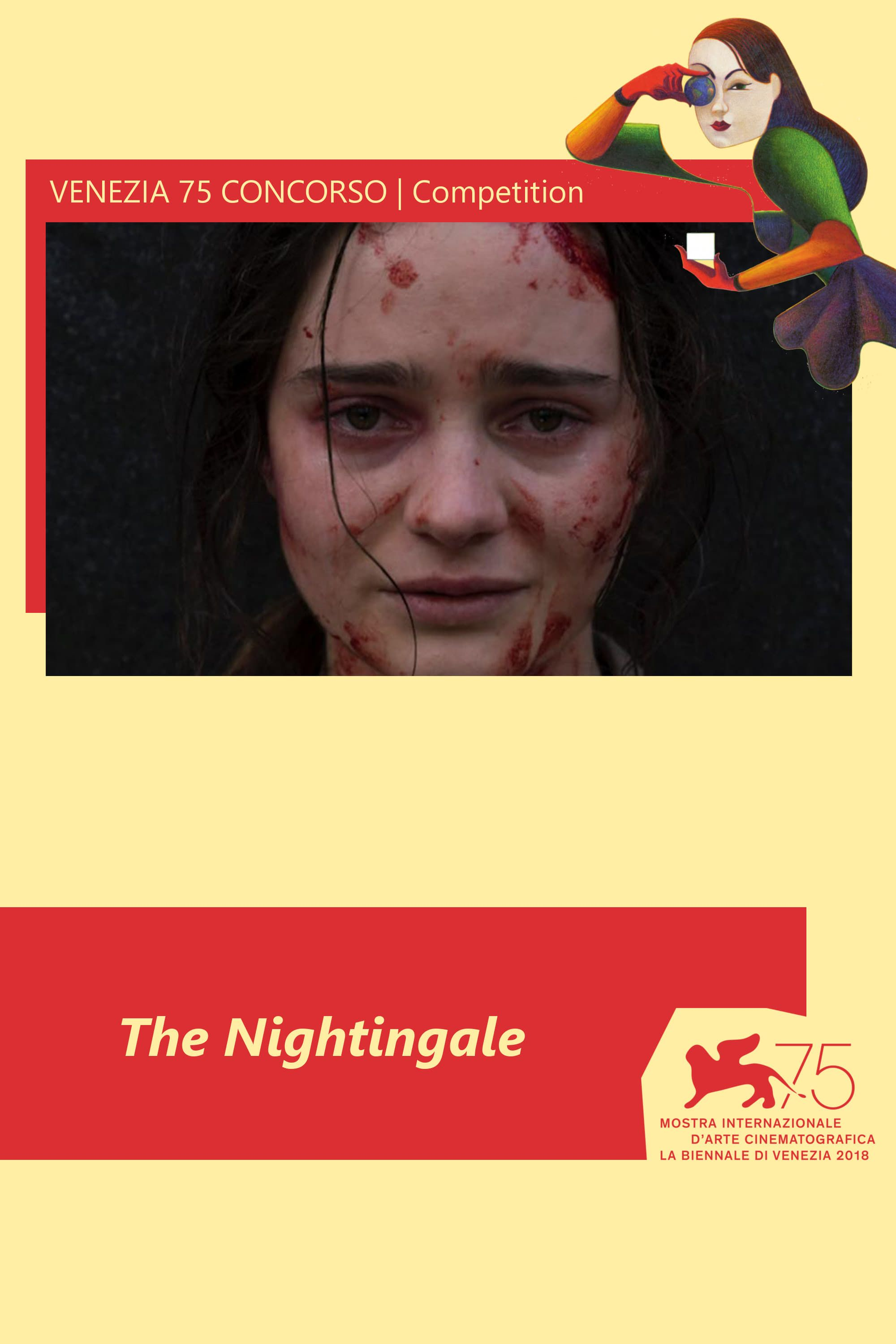 Arte Replay Film Portrait De Femme The Nightingale FULL MOVIE Streaming Online In Hd 720p