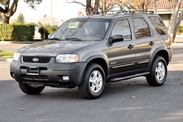 2002 Ford Escape Onwers Manual