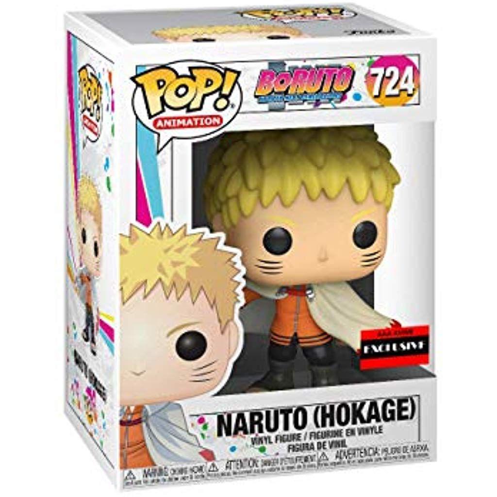 Funko boruto naruto figurine pop anime exclusive en 2020