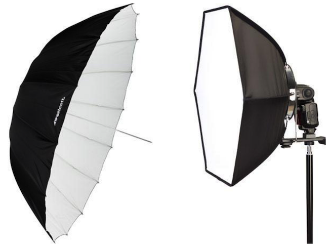 Softboxes vs. Umbrellas + How to Win Both In Our Gear Giveaway! - CreativeLive Blog
