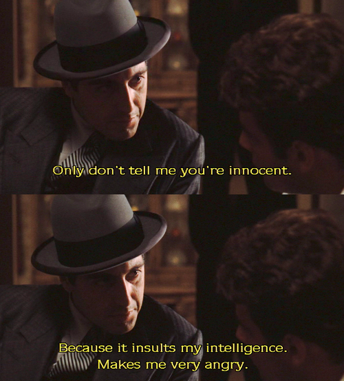 Famous Scenes From The Godfather | the godfather # al pacino