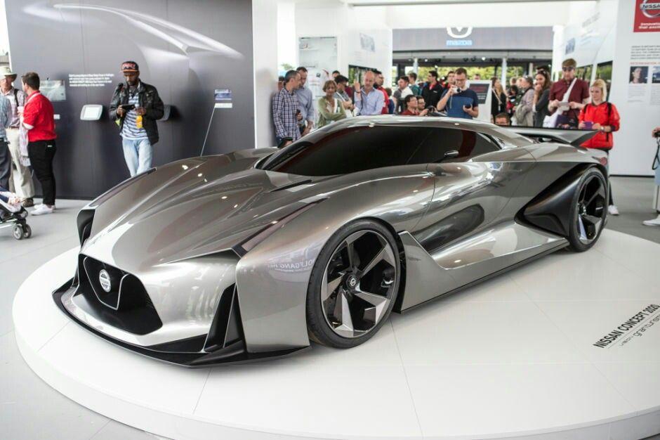 Nissan GTR Concept 2020 Nissan gtr, Concept cars