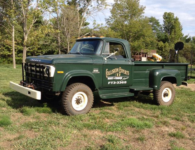 1969 Dodge W300 Power Wagon $20,000 [NY]
