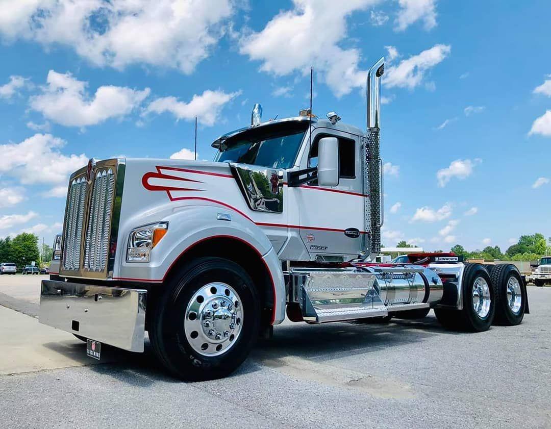 Diesel And Trucks On Instagram Kenworthw990 Daycab