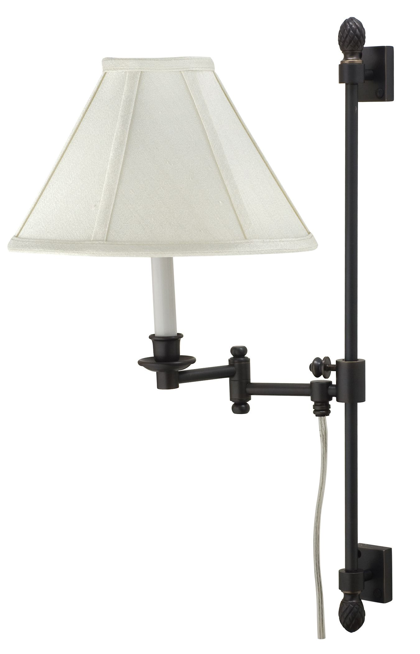 Home Decor + Home Lighting Blog » Lighting Fixtures. Swing Arm Wall LampsLighting  ...