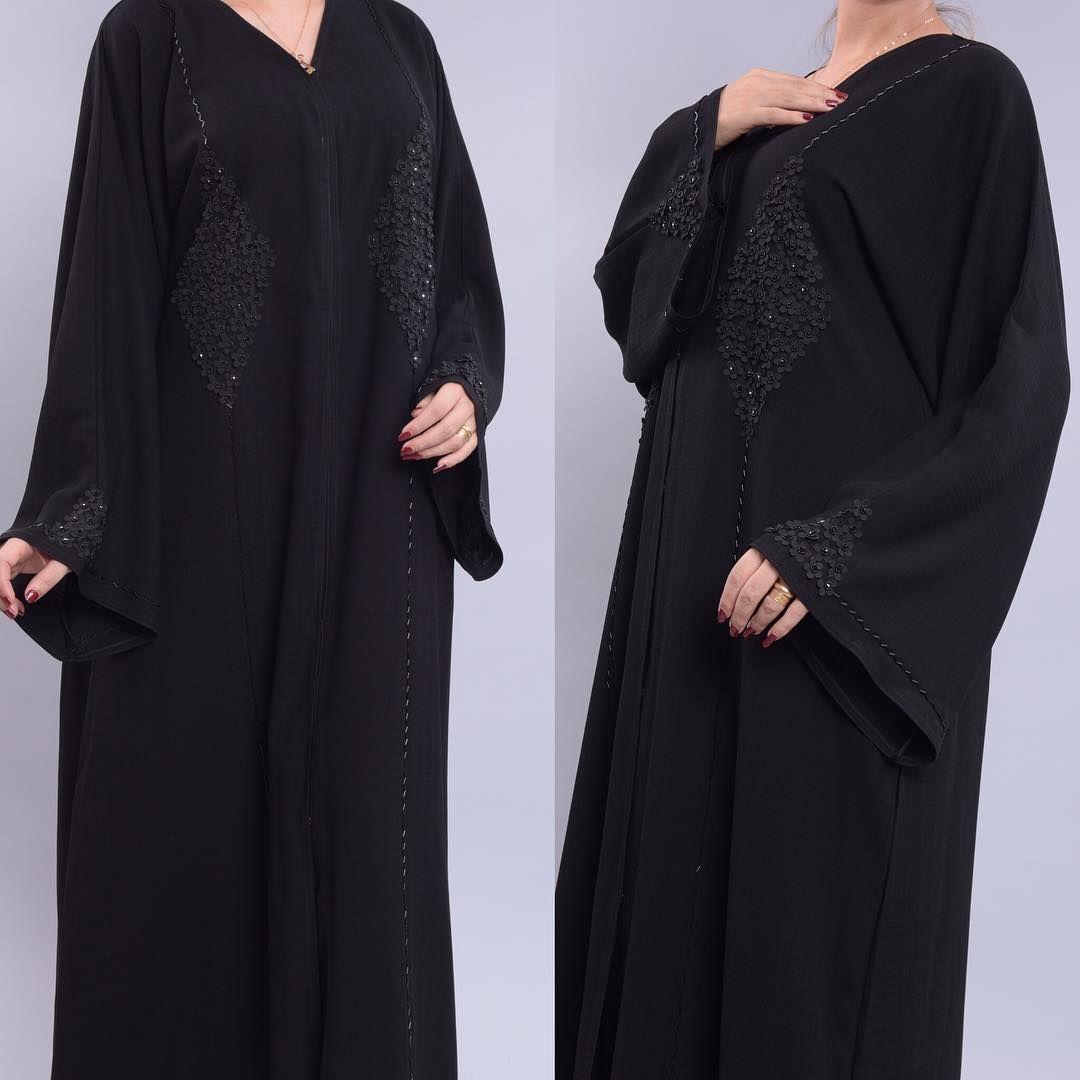 Collection Al Eid عباية راقية بأجود أنواع الأقمشة وبأسعار مميزة للطلب والإستفسار على الواتساب 0096654282 Abaya Fashion Abayas Fashion Black Abaya Designs