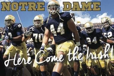 Pin By Connie Rinker On Notre Dame Pride Black Football Players