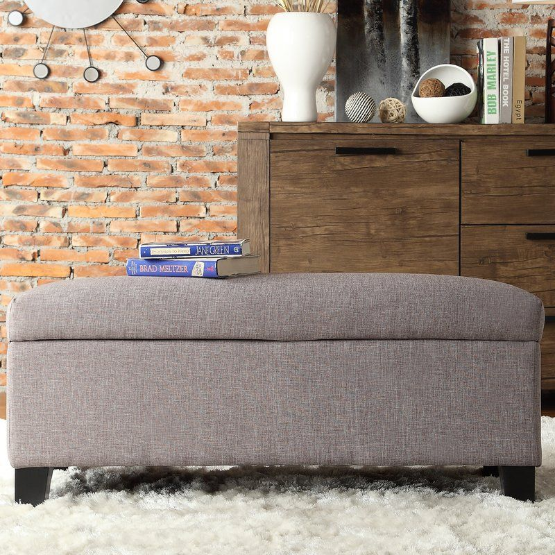 Prime Wyncrest Upholstered Storage Bench Rv Decorating Dailytribune Chair Design For Home Dailytribuneorg