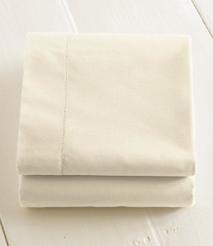 280 Thread Count Pima Cotton Percale Sheet Home Sweet