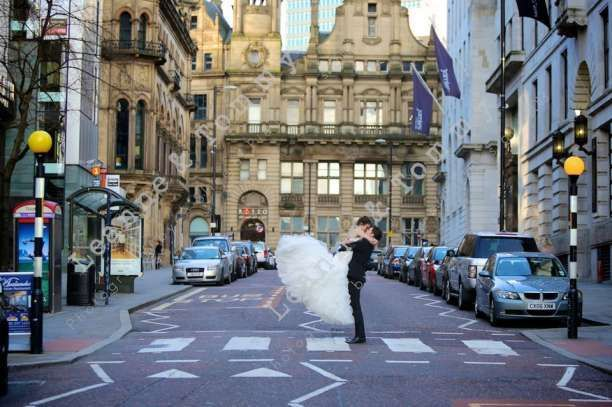Room Wedding Venue In Manchester City Centre Greater