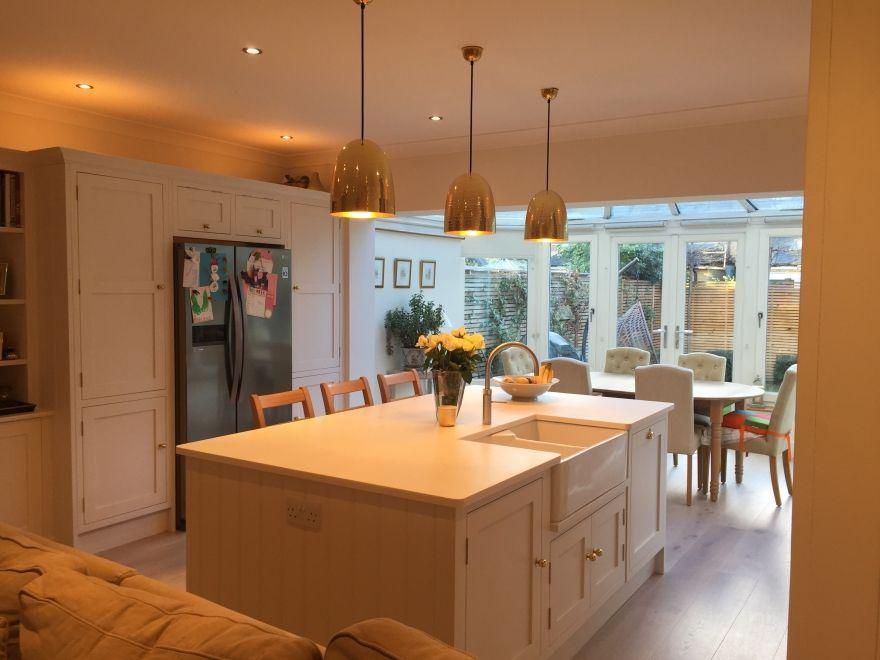 Affordable Kitchen Design Millie Clode Kitchen  Sky Tv  Handmade Affordable Kitchens For