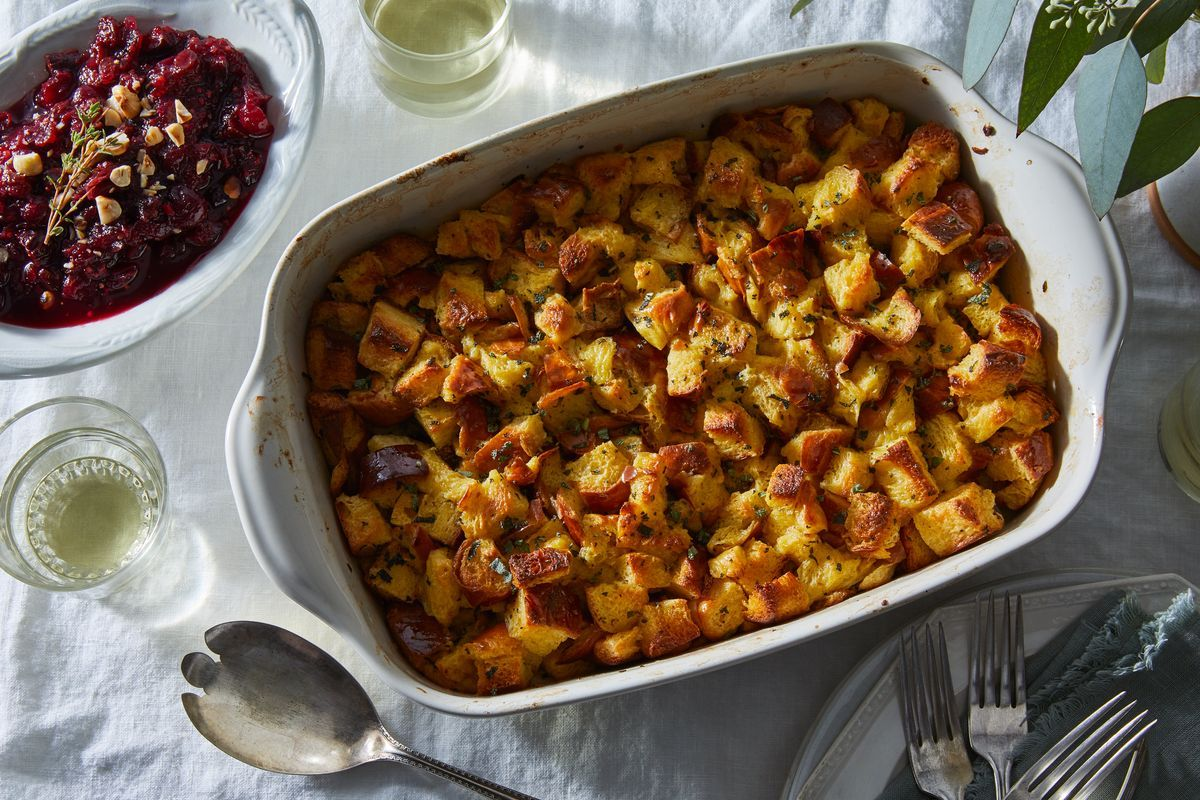 16 Thanksgiving Recipes in 5 Ingredients (or Less