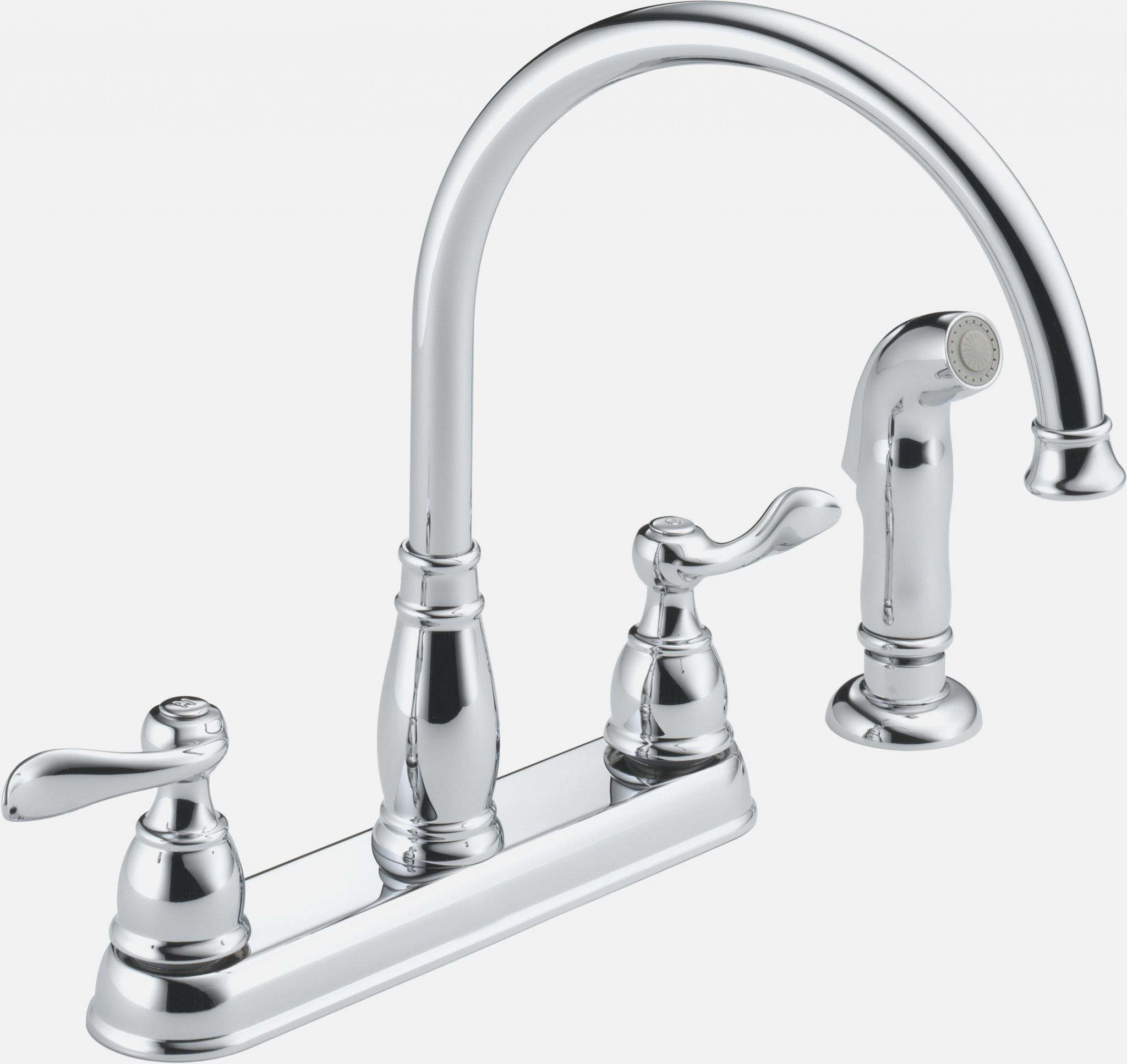 Wall Mount Kitchen Faucet With Sprayer Best Stainless Steel Sinks Delta Spray  Wow Blog