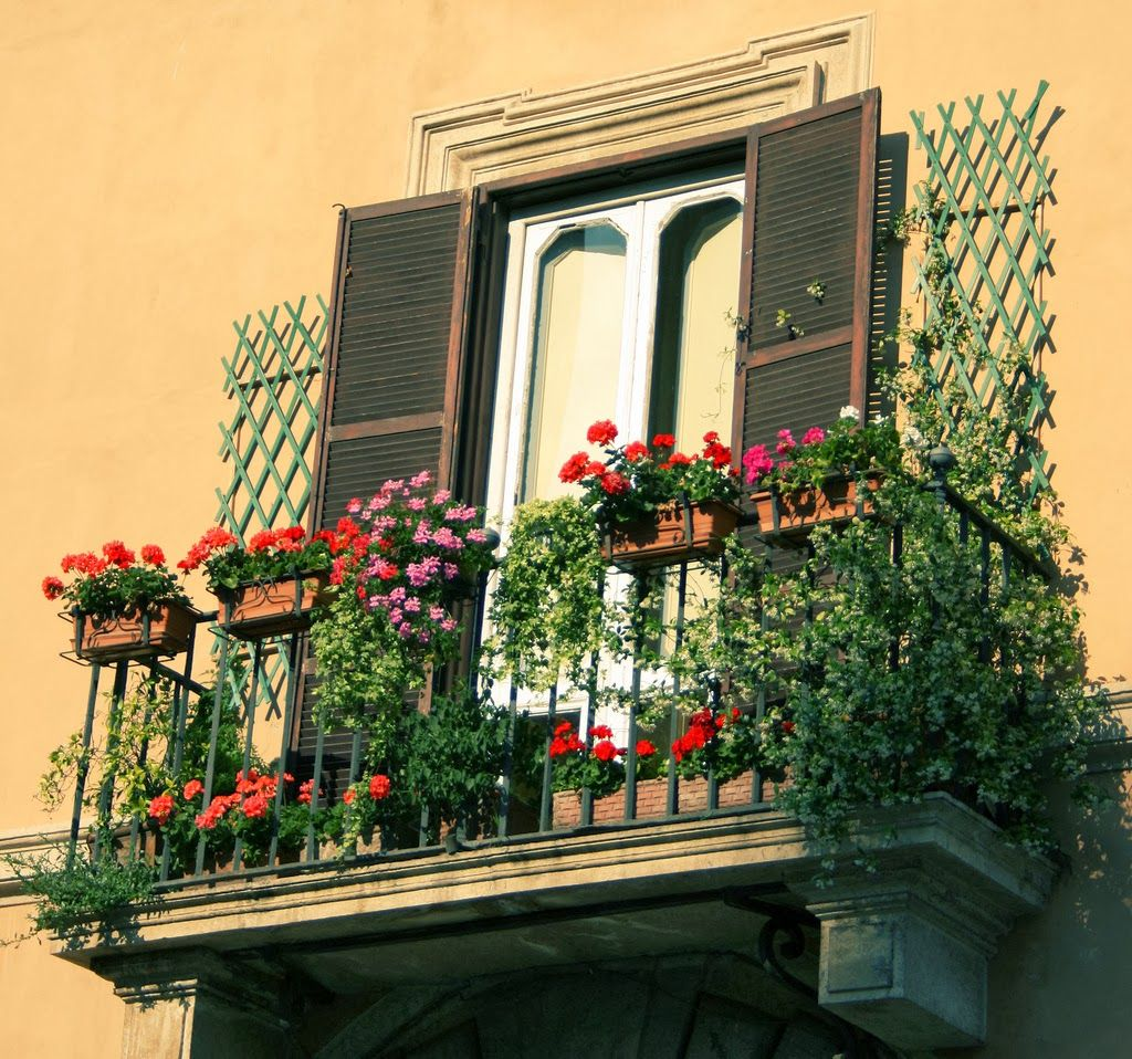 Heather S Water Works Spanish Revival My Daughter S House Balcony Flowers Balcony Decor Porch Flowers