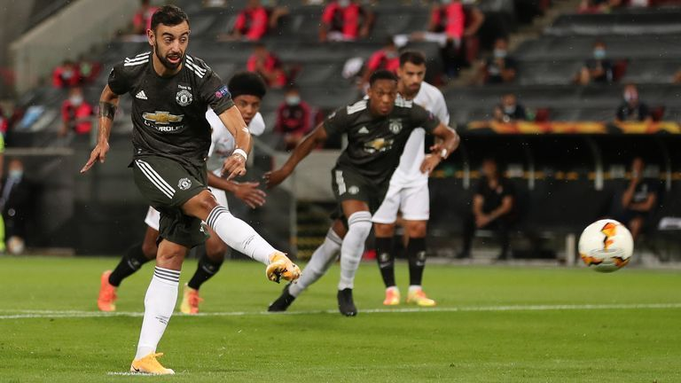 Sevilla Vs Man Utd Live Match Updates 16 08 2020 In 2020 Manchester United Man Of The Match Europa League