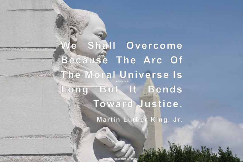 We Shall Martin luther king, Luther