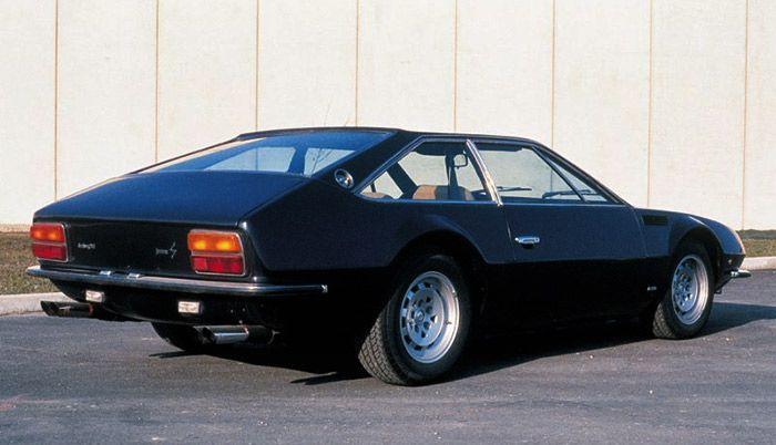 1974 Lamborghini Jarama GTS