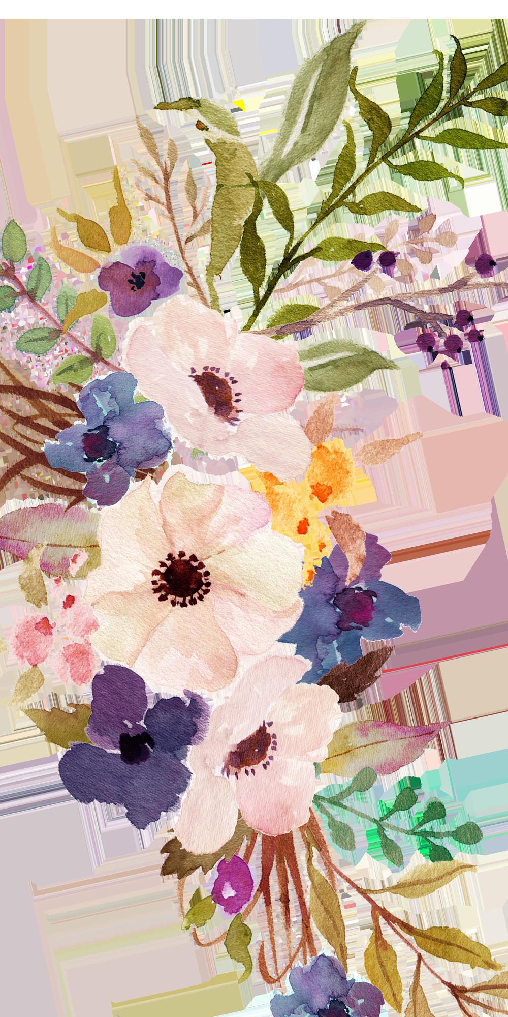 Flower Bouquet Casetify Iphone Floral Art Design