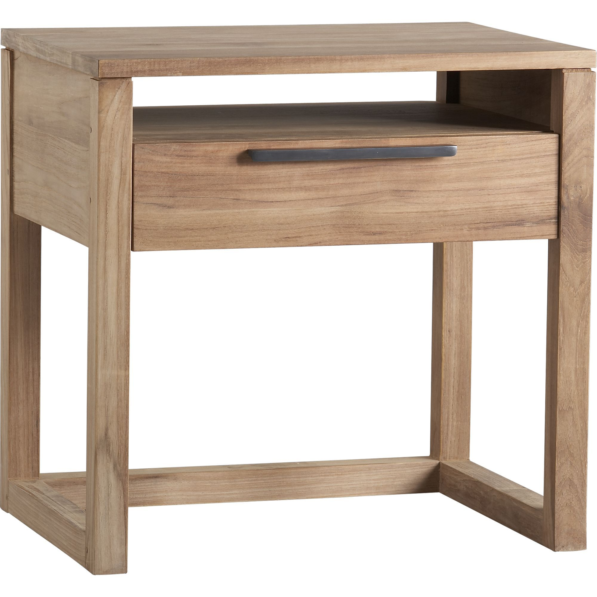 Linea 1Drawer Nightstand in Beds, Headboards Crate and