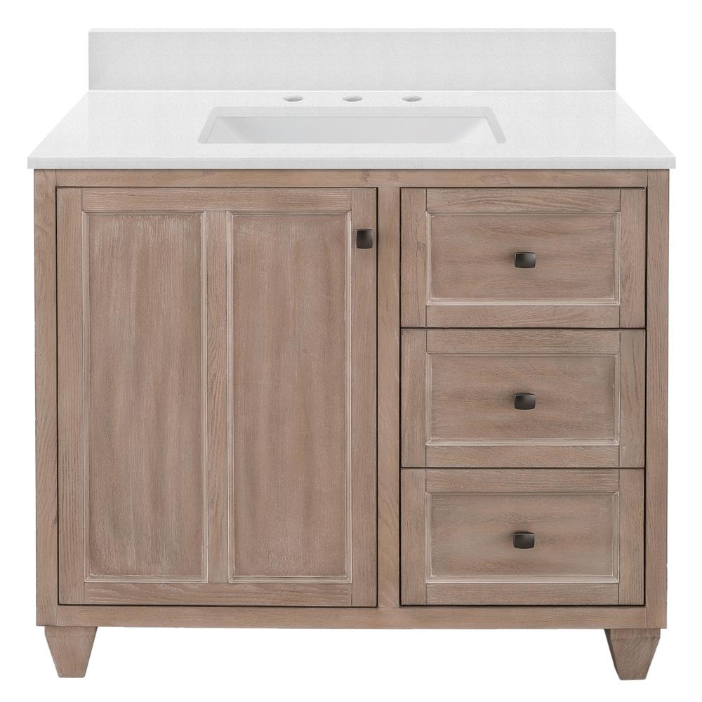 Home Decorators Collection Banks 37 In W X 22 In D Bath Vanity