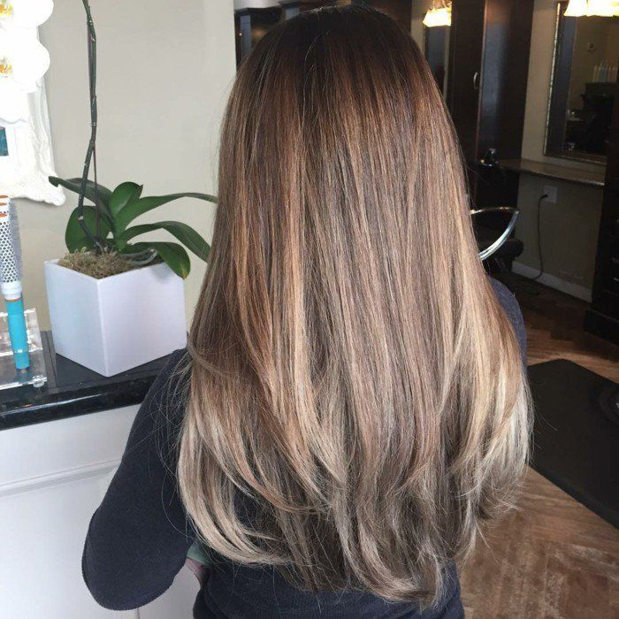balayage blond ou caramel pour vos cheveux ch tains make up pinterest balayage ash blonde. Black Bedroom Furniture Sets. Home Design Ideas