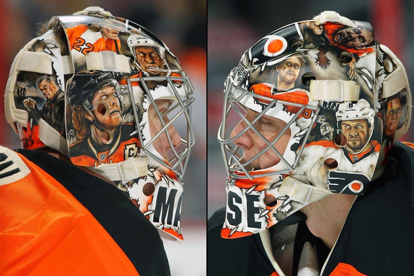 NHL Goalie Masks by Team Goalie mask, Goalie, Nhl