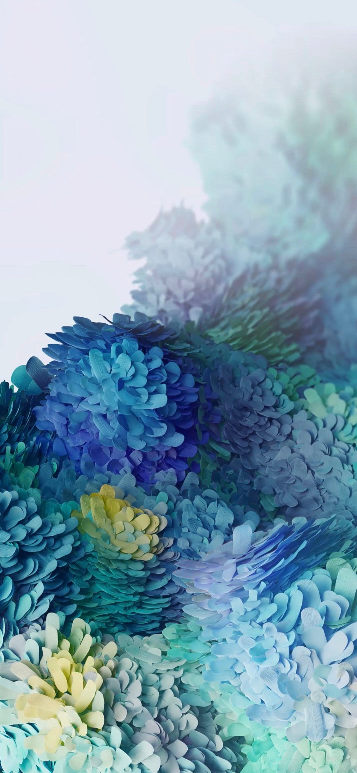 Samsung Galaxy S20 Ultra Default Wallpaper