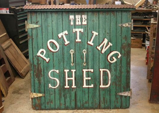 Incroyable The Potting Shed