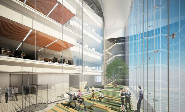 PNC Bank building a 'breathing' skyscraper for its new