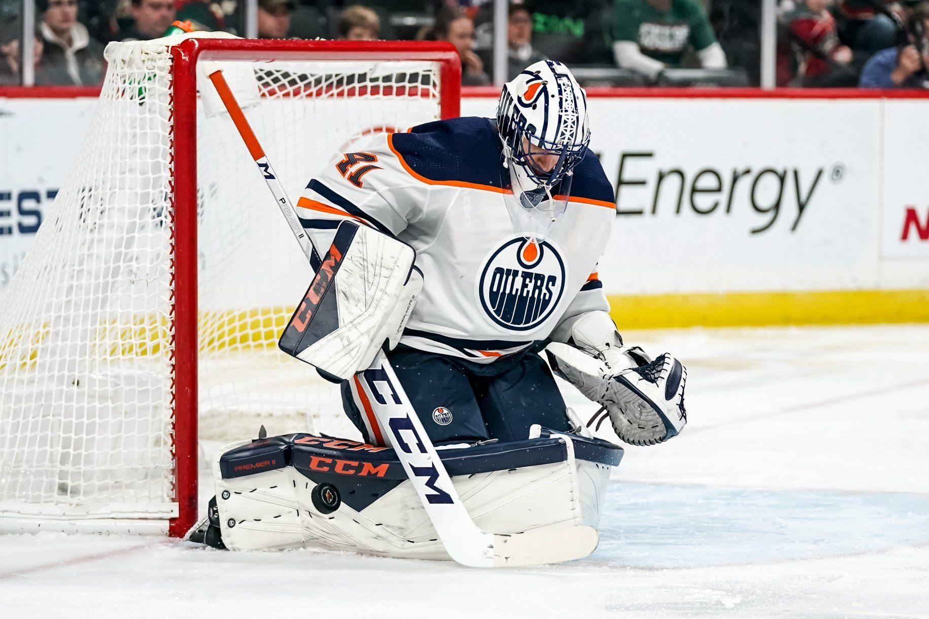 Oilers News Timely Save Oilers Need A Few Oilers Nhl Players Edmonton Oilers