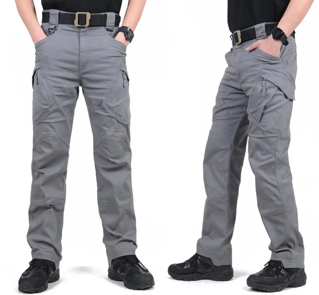 S.ARCHON IX9 City Military Tactical Cargo Pants Men SWAT Combat Army Trousers