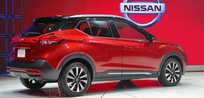 2020 Nissan Kicks Changes