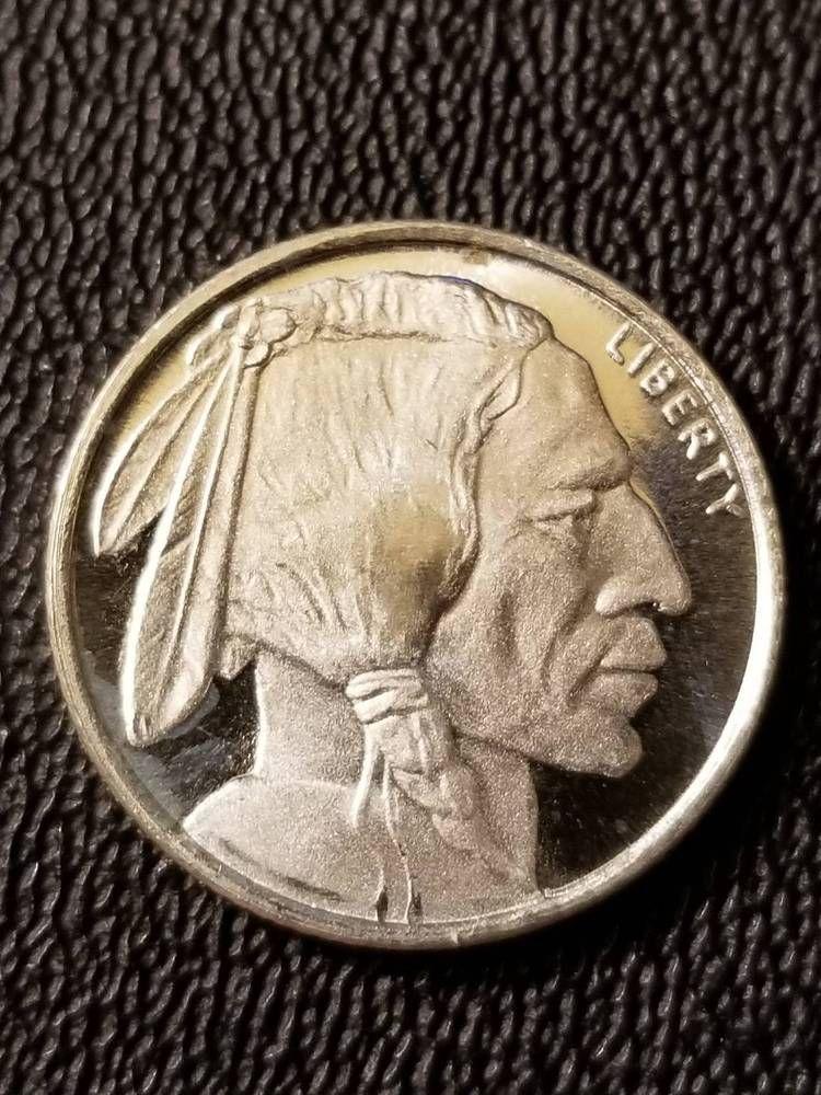 1 10 Oz Buffalo Fractional Silver Bullion Round 999 Fine Ebay Silver Bullion Bullion Silver