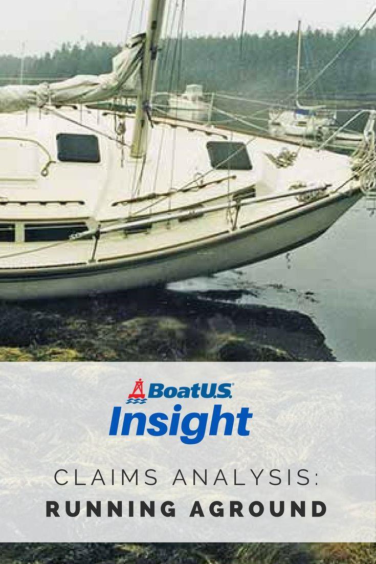 Running Aground Claims Analysis Boatus Magazine Boat Analysis
