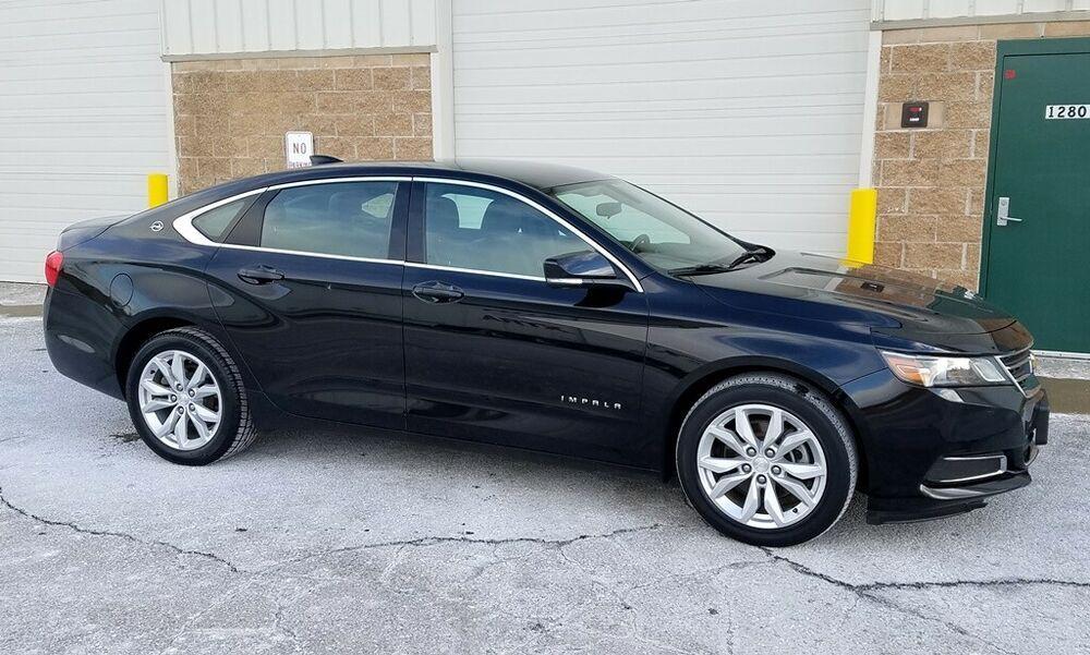 2017 Chevrolet Impala Lt Lt V6 Mc3280 Price 9 400 Category