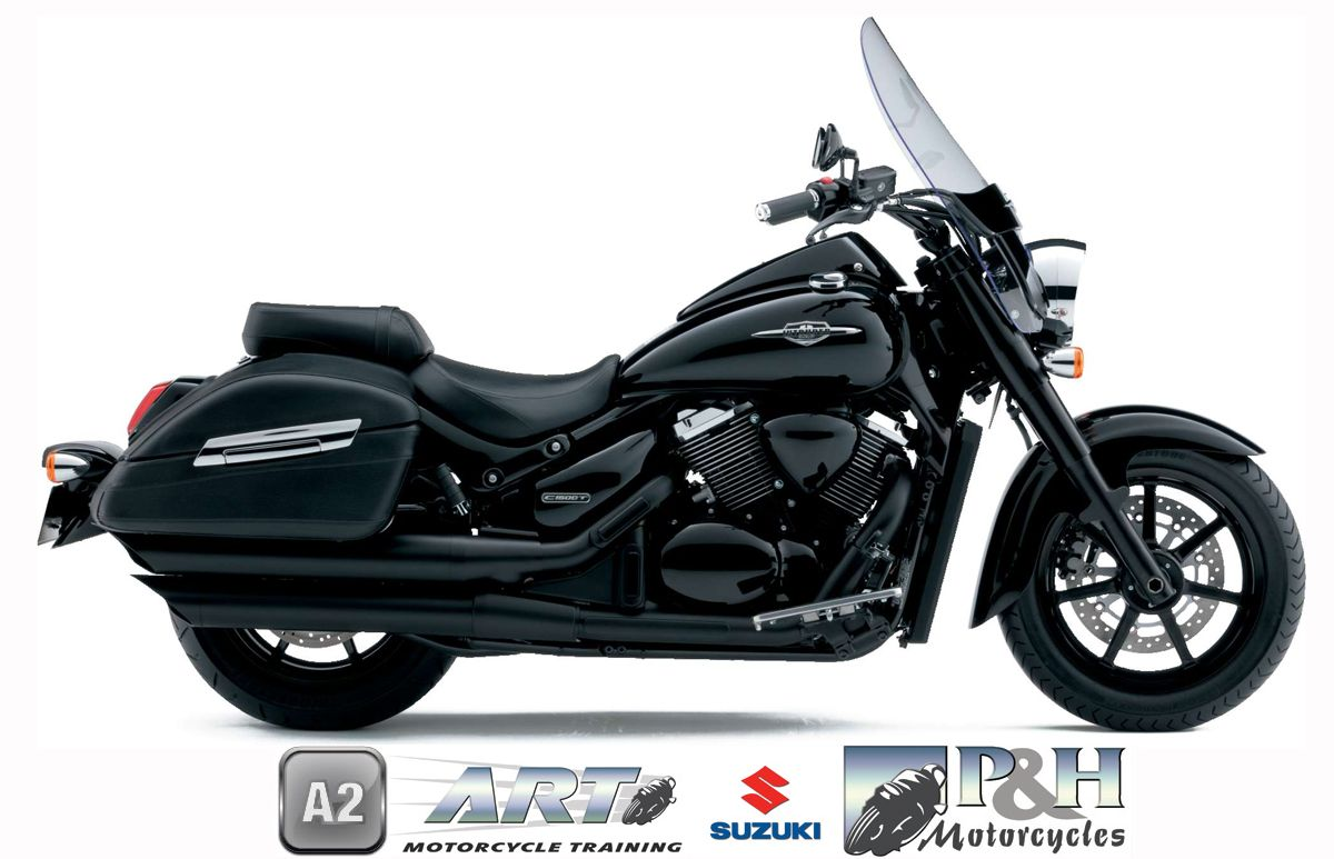 2013 Suzuki Intruder C1500T. Ride from age 19+ once you